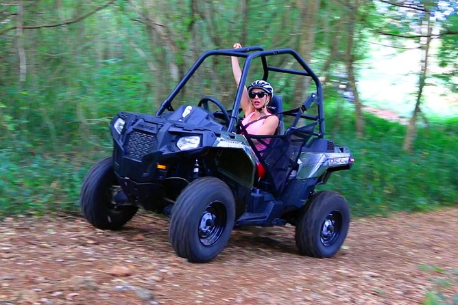 Off Road Buggy + Grotto Snorkeling photo 2