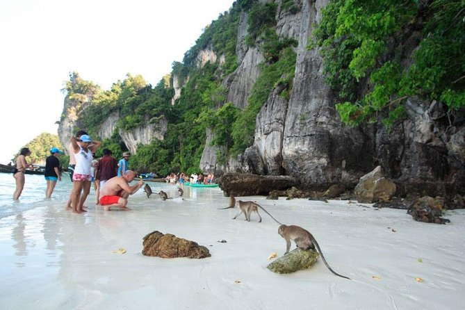 Power Of Paradise Phi Phi Islands One Day Trip From Krabi photo 4