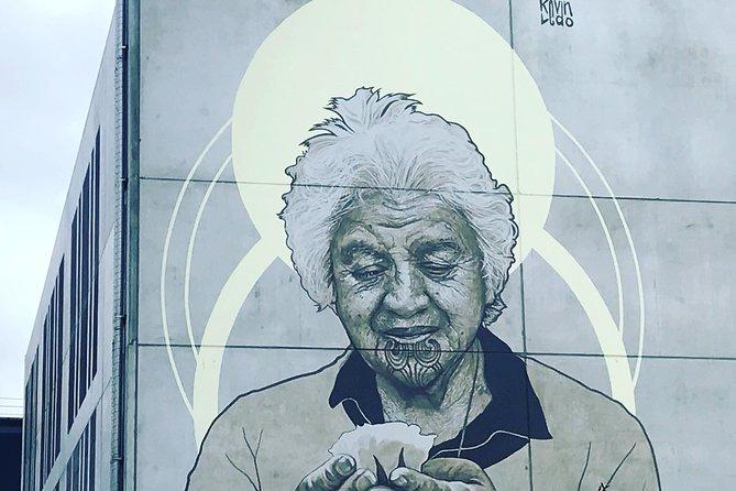 Maori Culture through Art with Carolines Kombi Tours