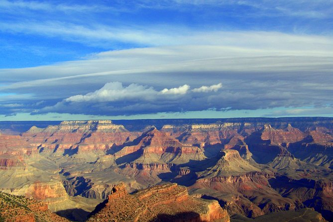 Grand Canyon en Navajo Indian Reservation