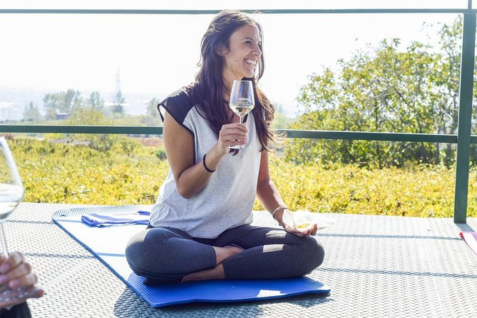 Yoga & Vineyard (1-8 PAX)