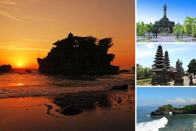 Bali Day-Tour: Denpasar City and Tanah Lot Trip