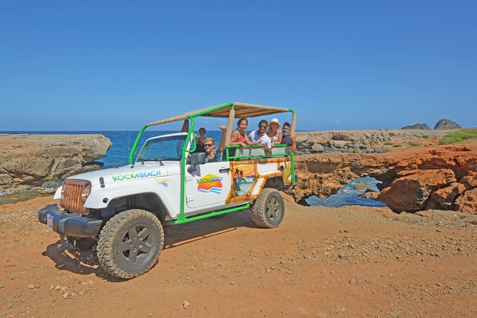 Aruba Jeep Adventure Tour