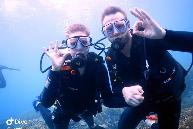 Scuba Diving Discovery Course on Hon Mun Island in Nha Trang photo 11