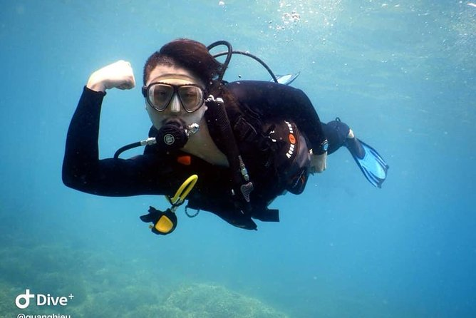 Scuba Diving Discovery Course on Hon Mun Island in Nha Trang photo 5