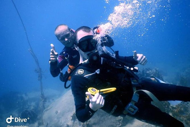 Scuba Diving Discovery Course on Hon Mun Island in Nha Trang photo 9