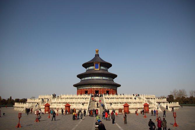 Combo de 2 dias: city tour por Pequim e na Muralha da China, em Mutianyu, com almoço