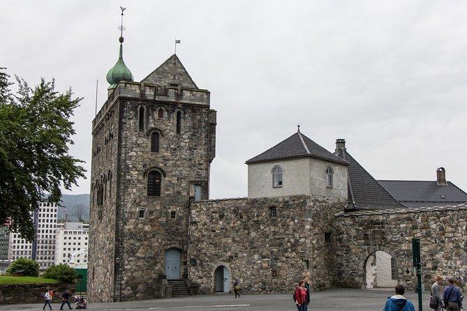 Brilliant Bergen Self-Guided Audio Tour