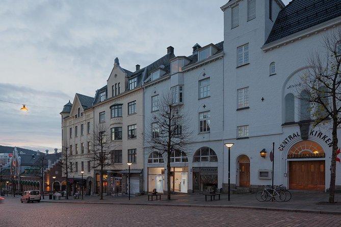 Bergen Self-Guided Audio Tour