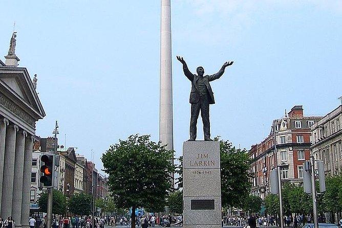 Dublin Self-Guided Audio Tour