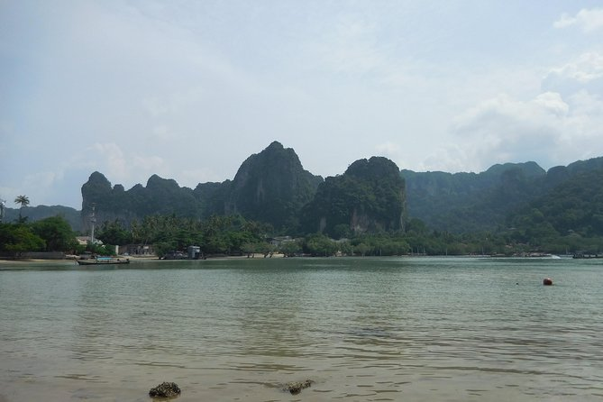 Views from 123 Wall, Railay East