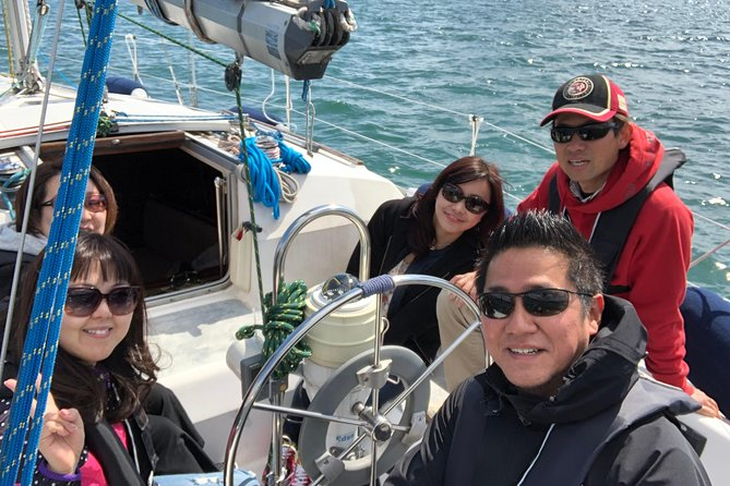Private Sailing Experience in the biggest lake in Japan photo 3