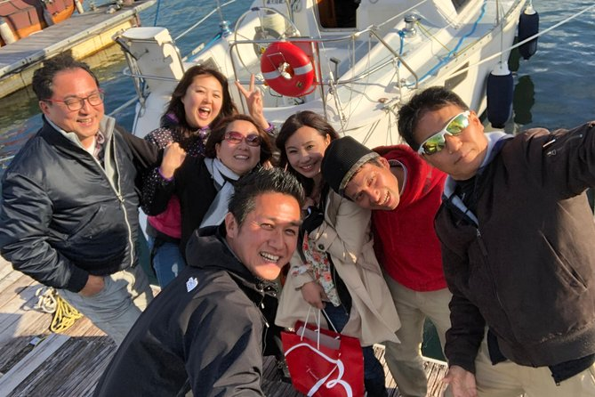 Private Sailing Experience in the biggest lake in Japan photo 4