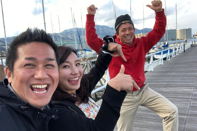 Private Sailing Experience in the biggest lake in Japan photo 6