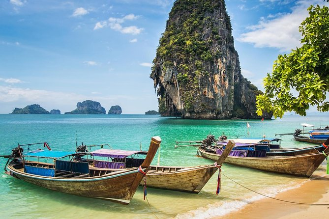 Krabi 5 Islands & Yao Island Speedboat Tour from Phuket photo 14