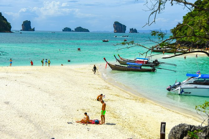 Krabi 5 Islands & Yao Island Speedboat Tour from Phuket photo 13