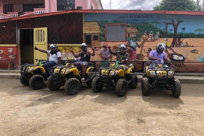 Roatan ATV Thrilling Community Tour