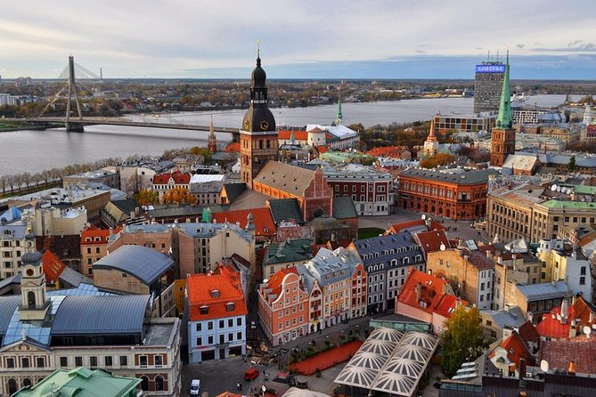 Get Acquainted with Riga on Customized Private Tour