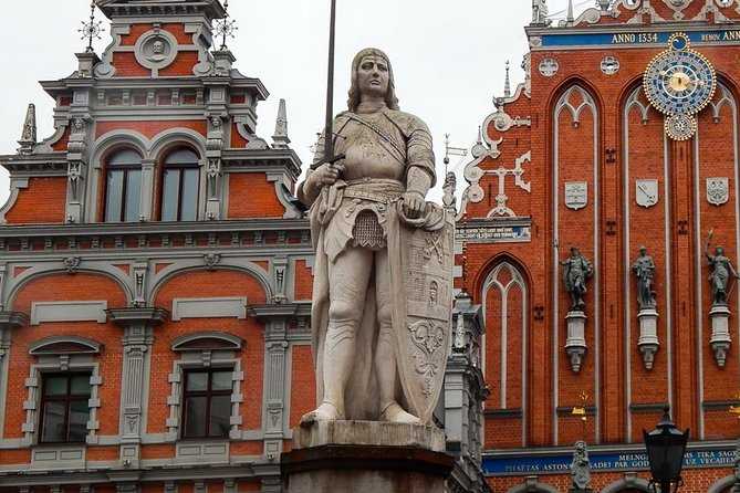 Highlights of Riga private walking tour
