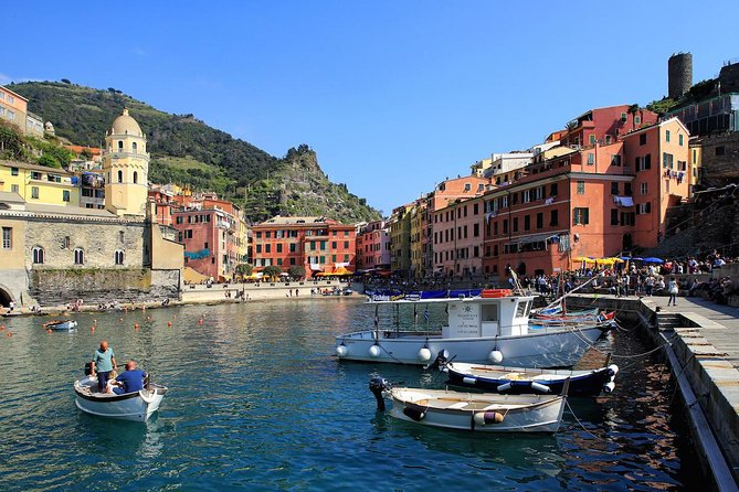 Cinque Terre with Vernazza Manarola and Corniglia Fullday from Florence photo 14