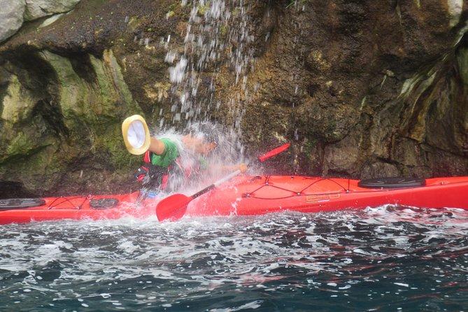 Punta San Lorenzo by kayak
