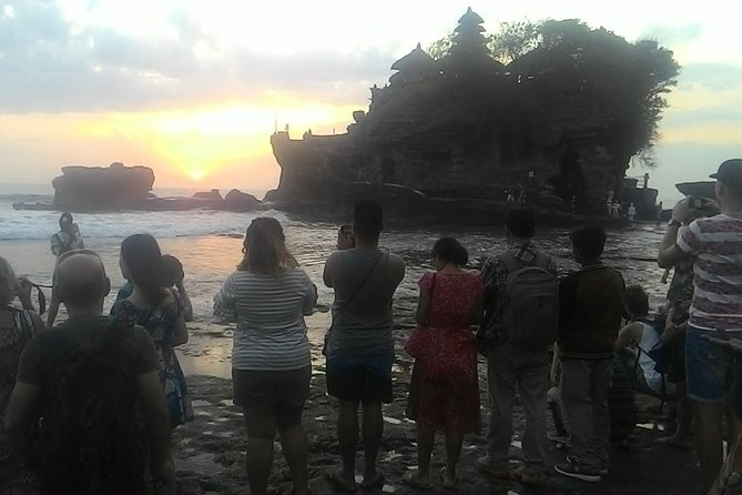 Best of Bali : Ubud, Rice terrace, Tanah lot temple with Lunch