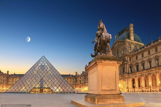 Paris City Tour by comfortable Mercedes minibus! English audio guide! Discount!