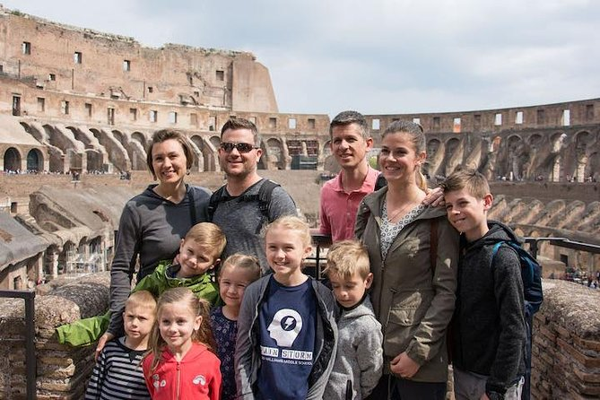 COLISEUM en ROMAN FORUM DELIGHT KLEINE GROEPS TOUR