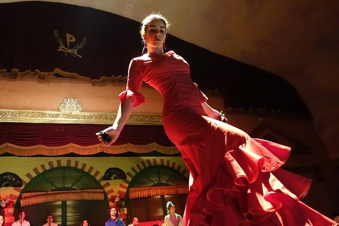 Skip the Line: Flamenco Show El Callejón del Embrujo & Menú Ticket