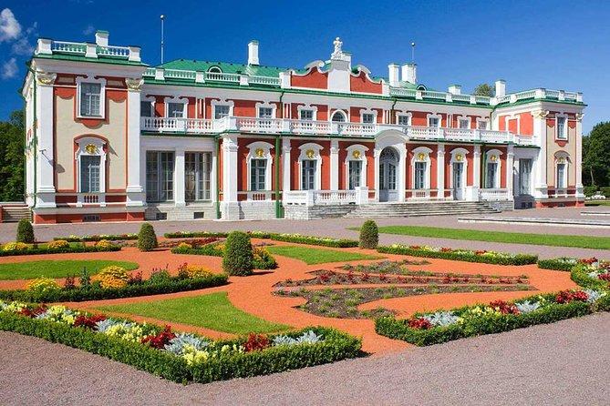 Admire Tallinn's highlights Walking & Driving Private Tour
