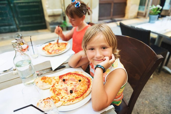 Rome For Kids: Small Group Pizza Making Class