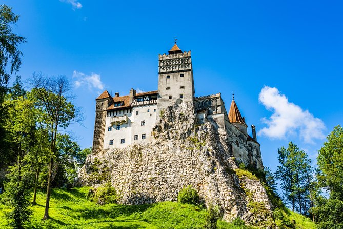Extended Experience at Dracula's Castle & Brasov in Transylvania