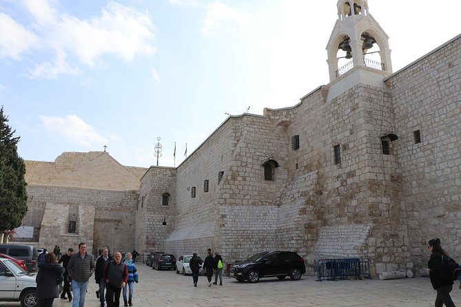 Bethlehem Half Day Private Tour - Pick up and Drop Off from Tel Aviv & Jerusalem