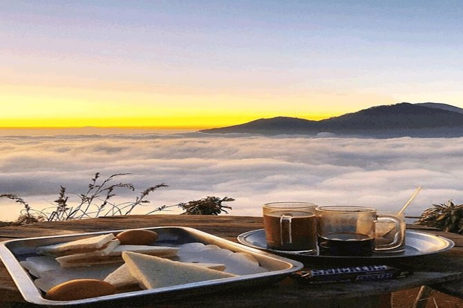 Sunrise Volcano Batur Trek