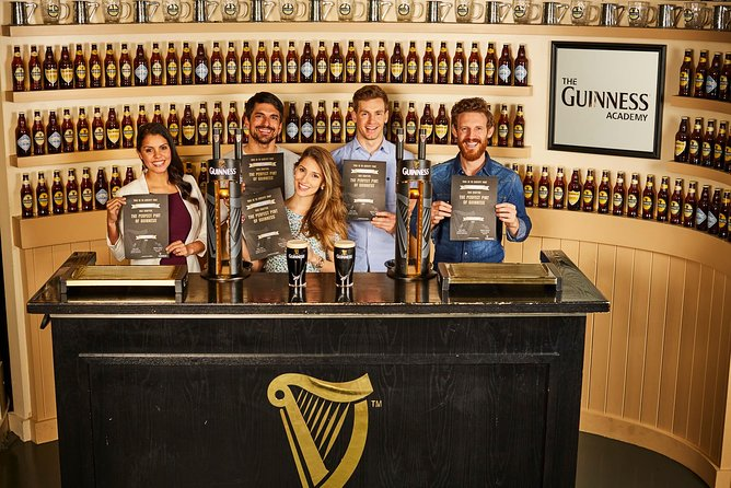 Skip the Line: Guinness Storehouse Entrance Ticket photo 6