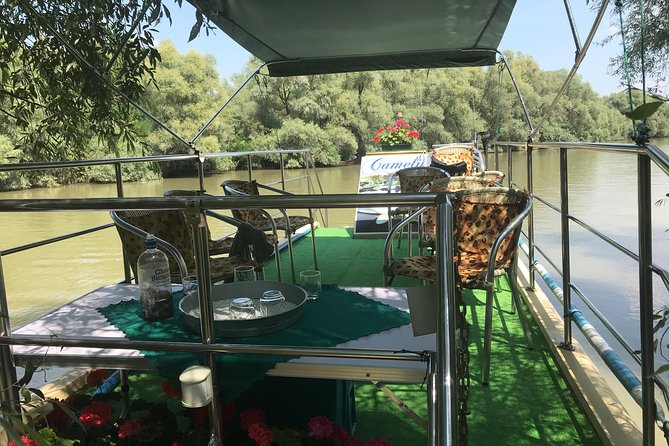 Day Tour in the Danube Delta, departures from Tulcea city.