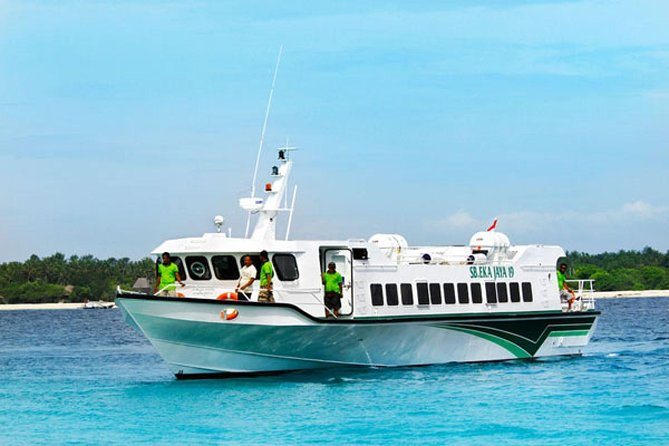 Fastboat to Gili Trawangan or Gili Air