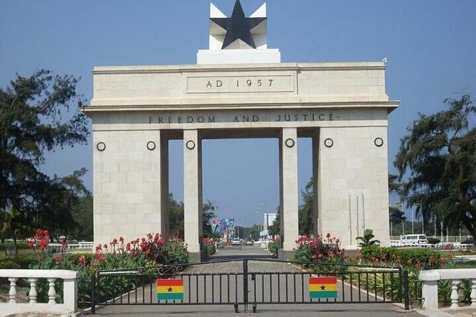 The Accra City Tour Experience