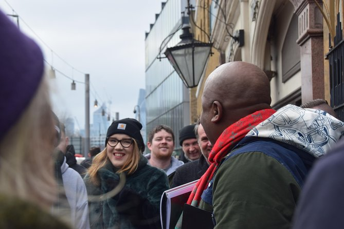 Gangster Tour of London's East End Led by Actor Vas Blackwood