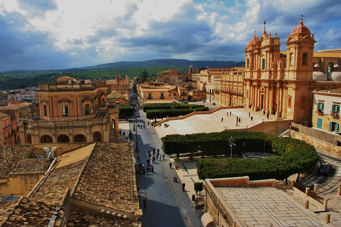 Noto - half day tour (departure from Syracuse)