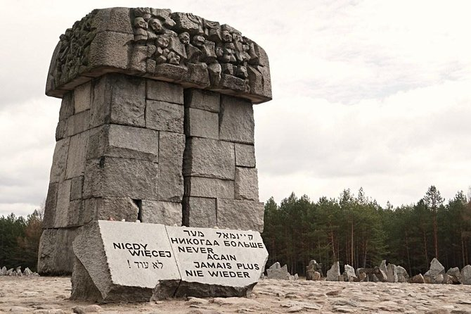 Treblinka Death Camp 6 Hour Private Tour from Warsaw