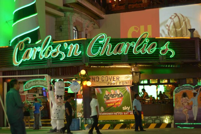 All-Inclusive Tillgång till Carlos'N Charlies och Señor Grods