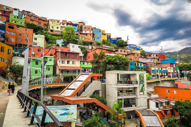Medellin Transformation Walking Tour