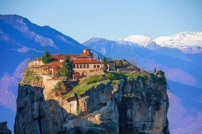 Meteora Kalambaka Private Day Tour From Athens - Taxi, Van, Mini Bus