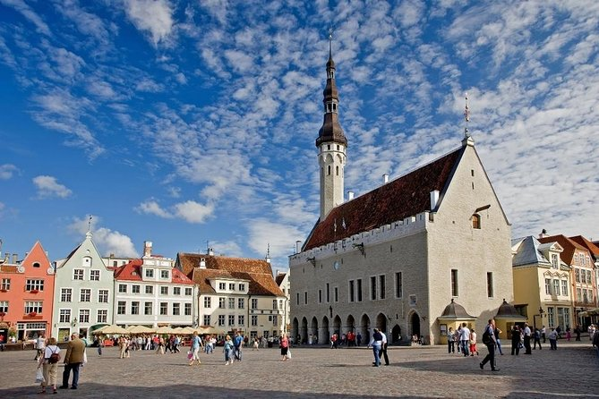 Fairy-tale Tallinn Family Private Tour