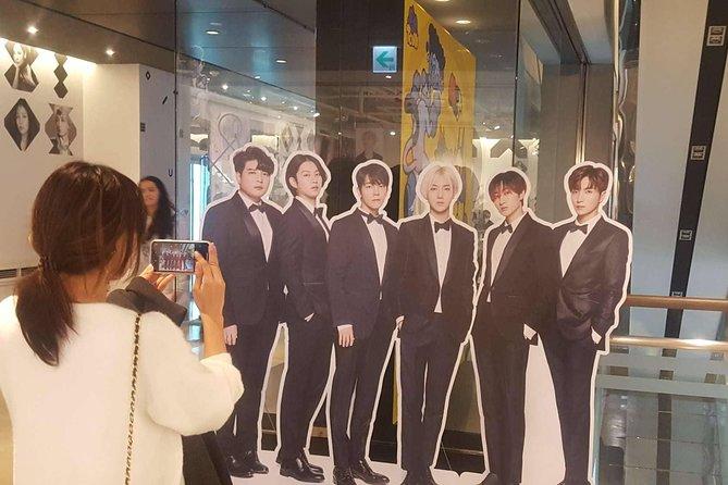 K-Fan K-Pop Tour With Lunch Option
