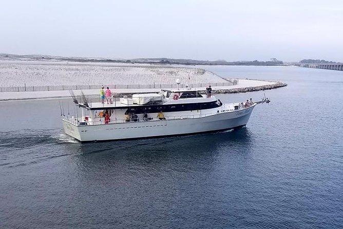 Party Boat Deep Sea Fishing Trip on Vera Marie