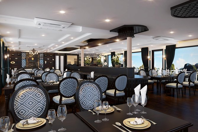 3Days-2Nights Halong Bay Luxury Genesis Regal Cruises