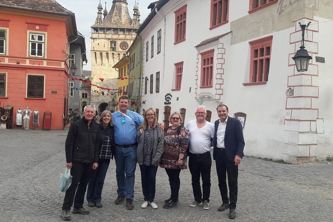 UNESCO TOUR :Sighisoara ,Viscri and Biertan Day Tour from Brasov