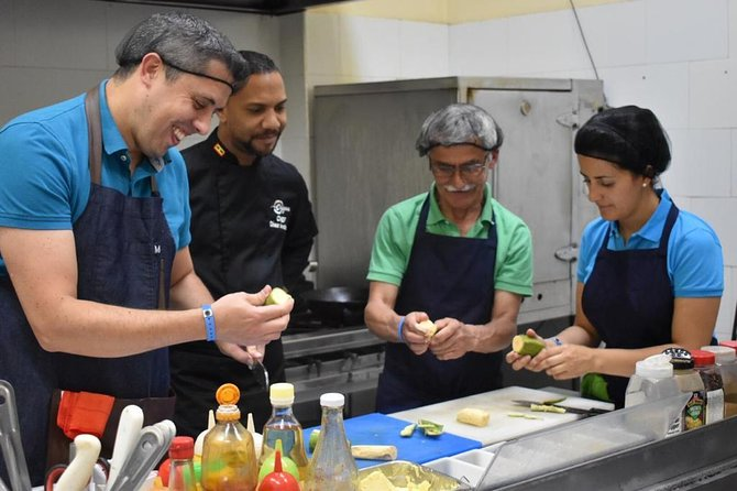 Cooking Class in a real restaurant- old city